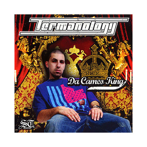 Termanology - 'Da Cameo King' [CD]