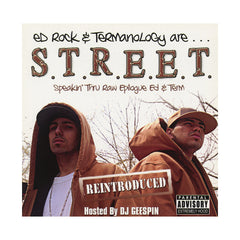 <!--020050101001370-->S.T.R.E.E.T. - 'Reintroduced (Speakin Thru Raw Epilogue Ed & Term)' [CD]