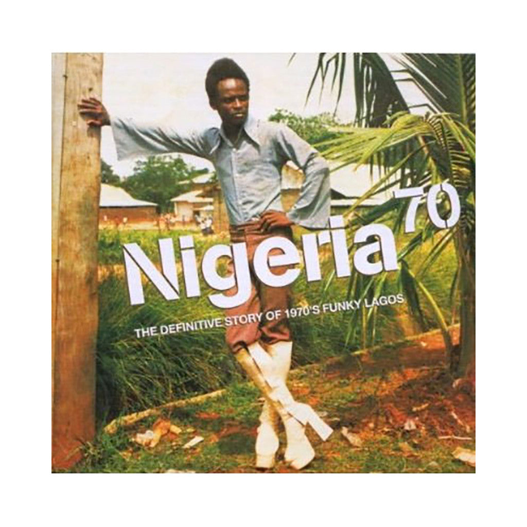 <!--120090331000430-->Various Artists - 'Nigeria 70: The Definitive Story Of 1970's Funky Lagos' [CD [2CD]]