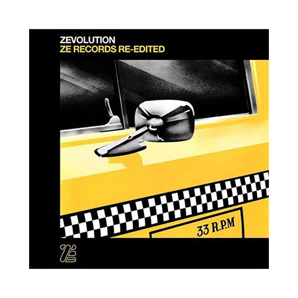 Various Artists - 'Zevolution: Ze Records Re-Edited' [(Black) Vinyl [2LP]]