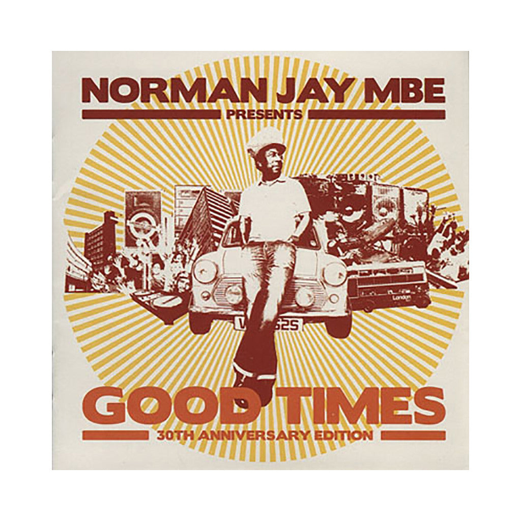 <!--2011071958-->Norman Jay MBE - 'Good Times: 30th Anniversary Edition' [CD]