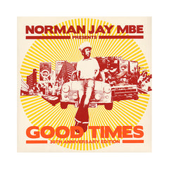 <!--120110719032215-->Norman Jay MBE - 'Good Times: 30th Anniversary Edition' [(Black) Vinyl [2LP]]