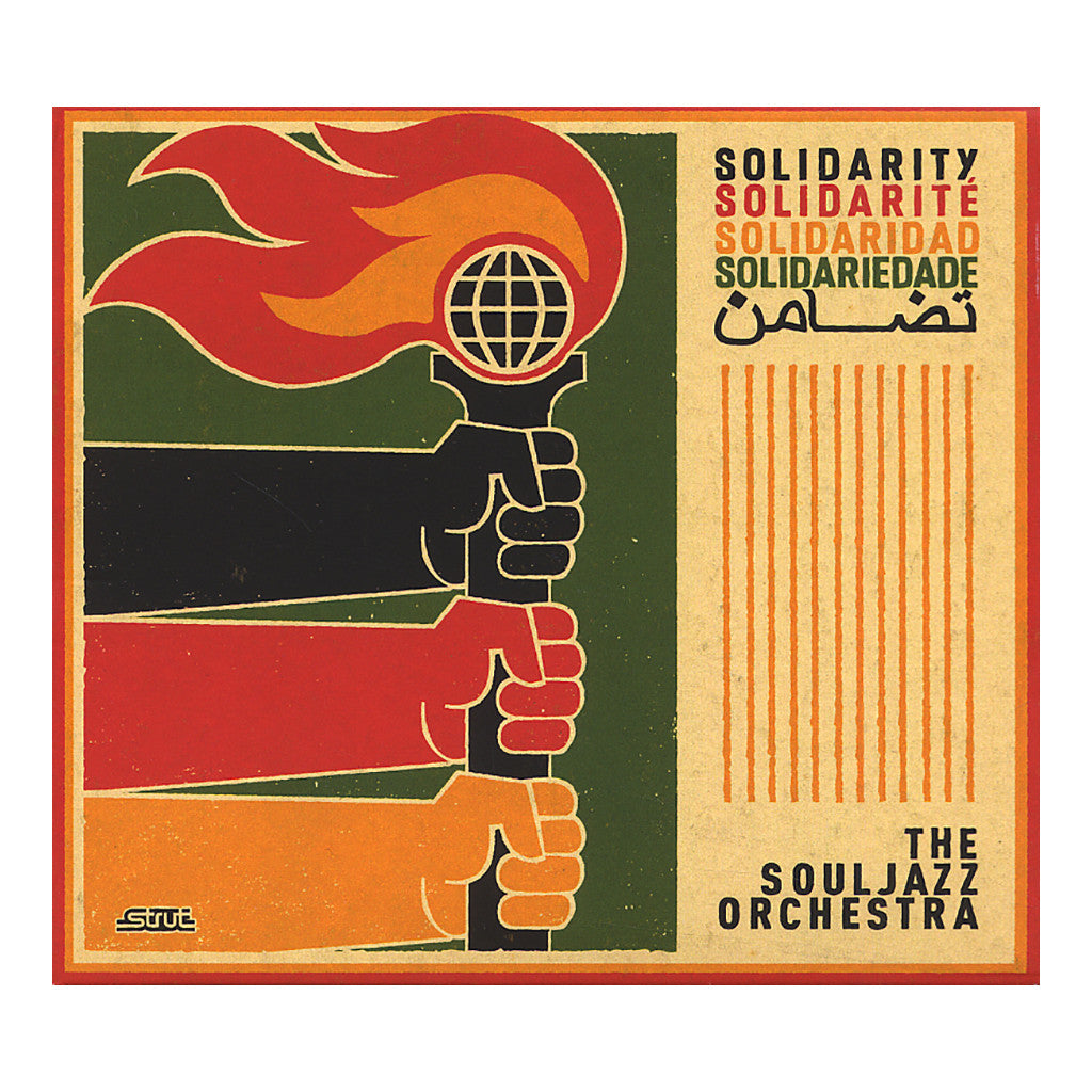<!--020120918047574-->The Souljazz Orchestra - 'Solidarity' [CD]