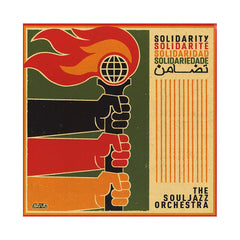 <!--120120918047573-->The Souljazz Orchestra - 'Solidarity' [(Black) Vinyl LP]