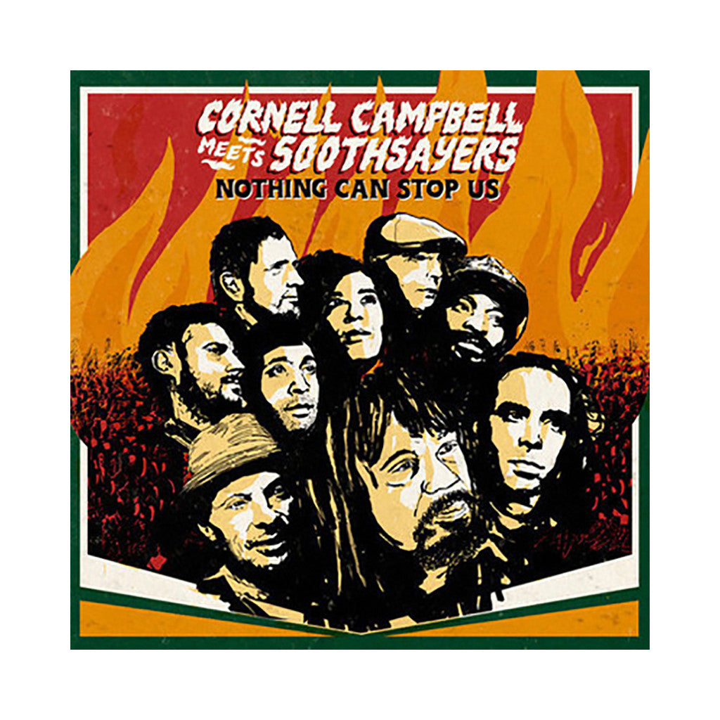 <!--120130709057475-->Cornell Campbell Meets Soothsayers - 'Nothing Can Stop Us' [CD]