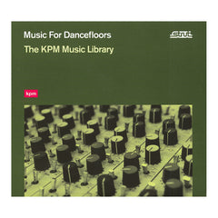 <!--020130402054228-->Various Artists - 'Music For Dancefloors: THE KPM Music Library (Deluxe Edition)' [CD [2CD]]