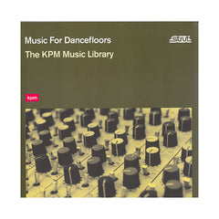<!--020130402054226-->Various Artists - 'Music For Dancefloors: THE KPM Music Library' [(Black) Vinyl [2LP]]