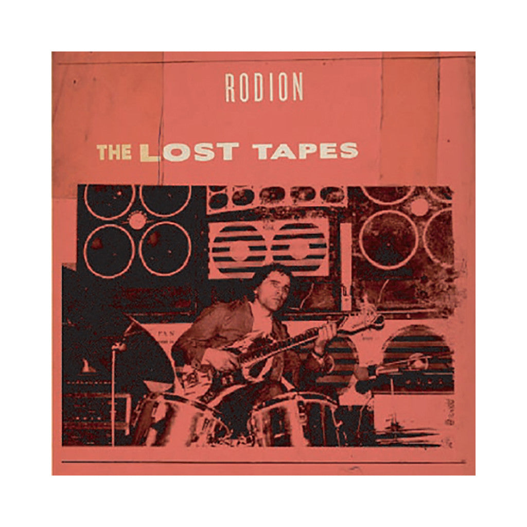 <!--120130528056055-->Rodion G.A. - 'The Lost Tapes' [CD]