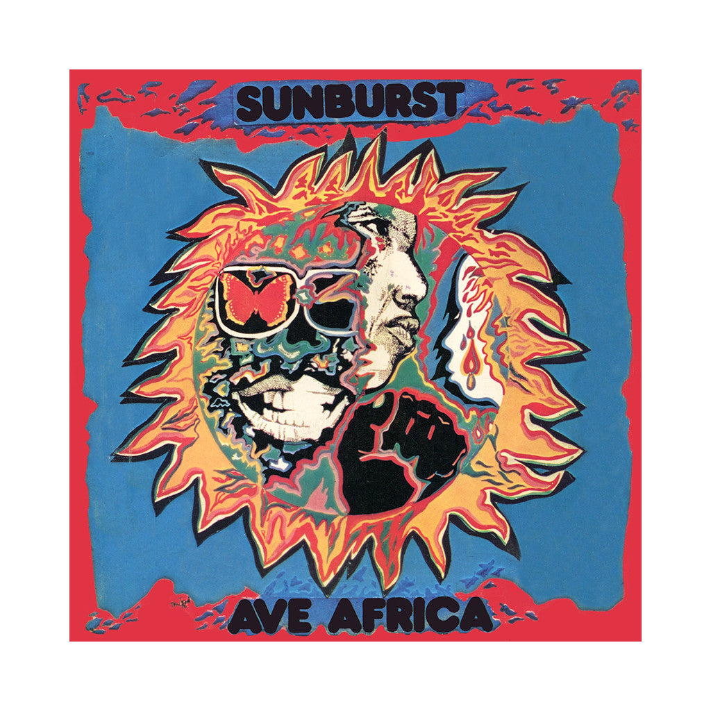 Sunburst - 'Ave Africa - The Kitoto Sound Of East Africa: 1973-1976' [CD [2CD]]