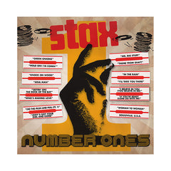 Various Artists - 'Stax Number Ones' [(Black) Vinyl LP]