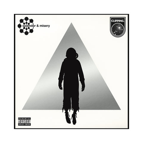 clipping. - 'Splendor & Misery' [(Black) Vinyl LP]