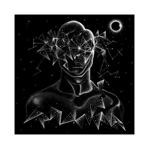 Shabazz Palaces - 'Quazarz: Born On A Gangster Star' [CD]
