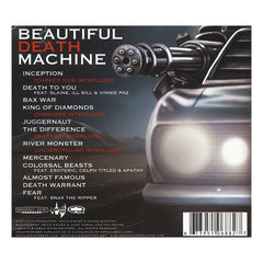 <!--120130319053386-->Swollen Members - 'Beautiful Death Machine' [CD]