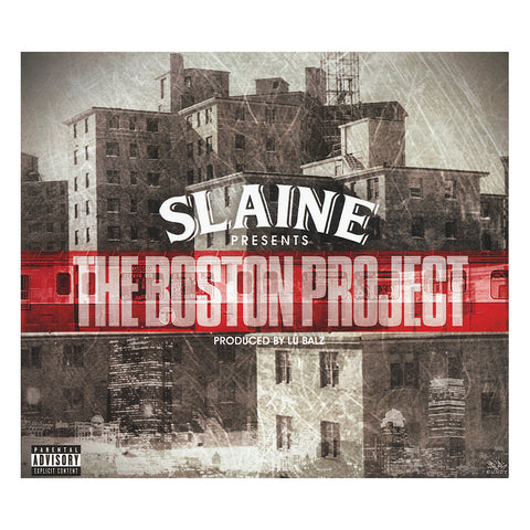 "[""Slaine - 'The Boston Project' [CD]""]"