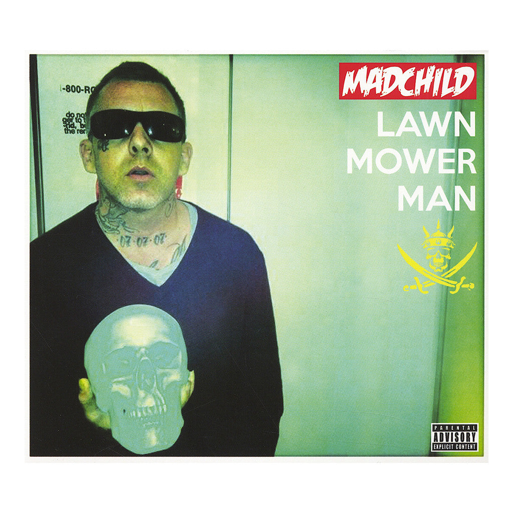 <!--2013080610-->Madchild - 'Lawn Mower Man' [CD]
