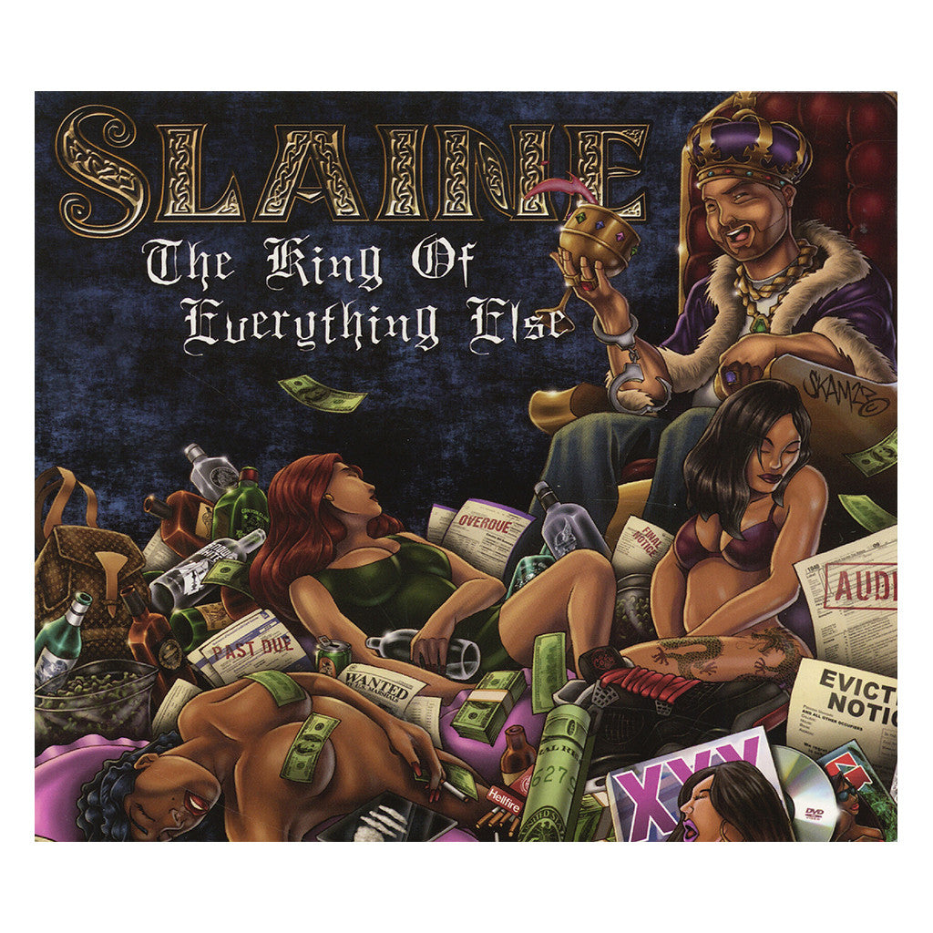 <!--2014083120-->Slaine - 'Children of the Revolution' [Streaming Audio]