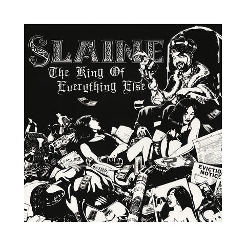 "[""Slaine - 'The King of Everything Else' [(Black) Vinyl LP]""]"
