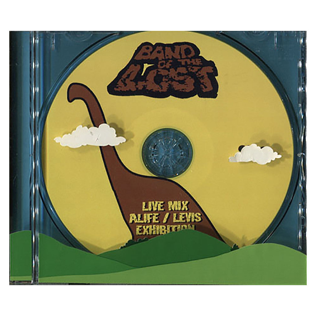 <!--020040101034102-->Band Of The Lost - 'Alife / Levis Exhibition: Live Mix' [CD]