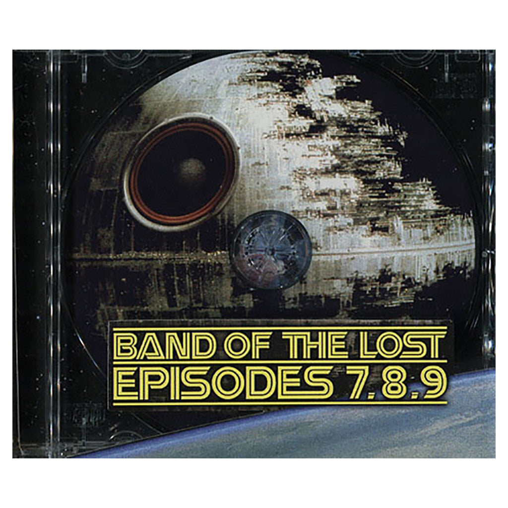 <!--020060101034101-->Band Of The Lost - 'Episodes 7, 8, 9: Live At The Ziegfeld, May 16-18, 2005' [CD]