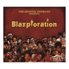 <!--020070101034002-->The Crystal Pharoah - 'Blaxploration' [CD]