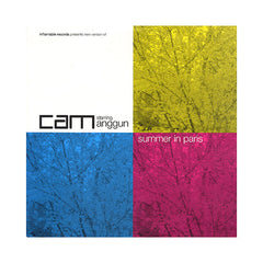 "<!--020080610014075-->DJ Cam - 'Summer In Paris/ Summer In Paris (Remixes)' [(Black) 12"" Vinyl Single]"
