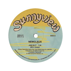 "<!--019840101011004-->Newcleus - 'Jam On It' [(Black) 12"""" Vinyl Single]"