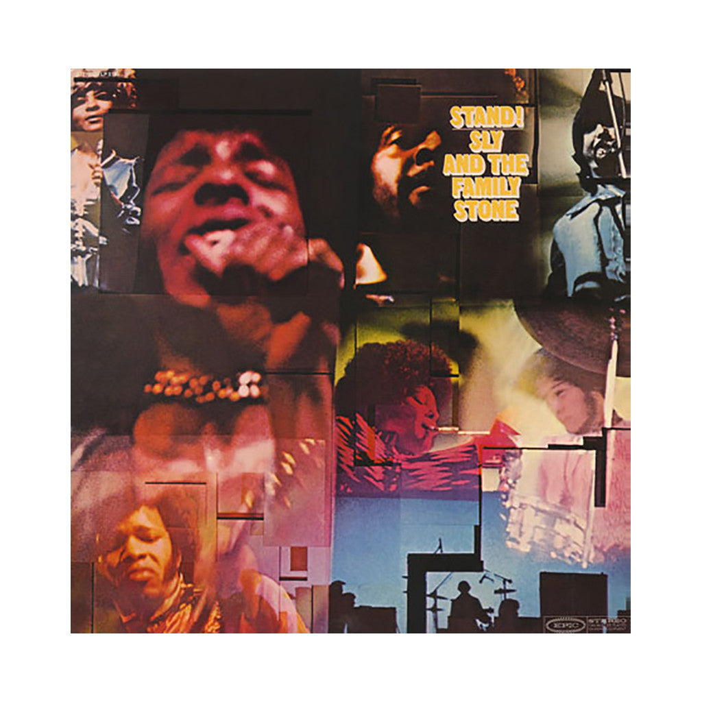 <!--120080401001173-->Sly & The Family Stone - 'Stand!' [(Black) Vinyl LP]