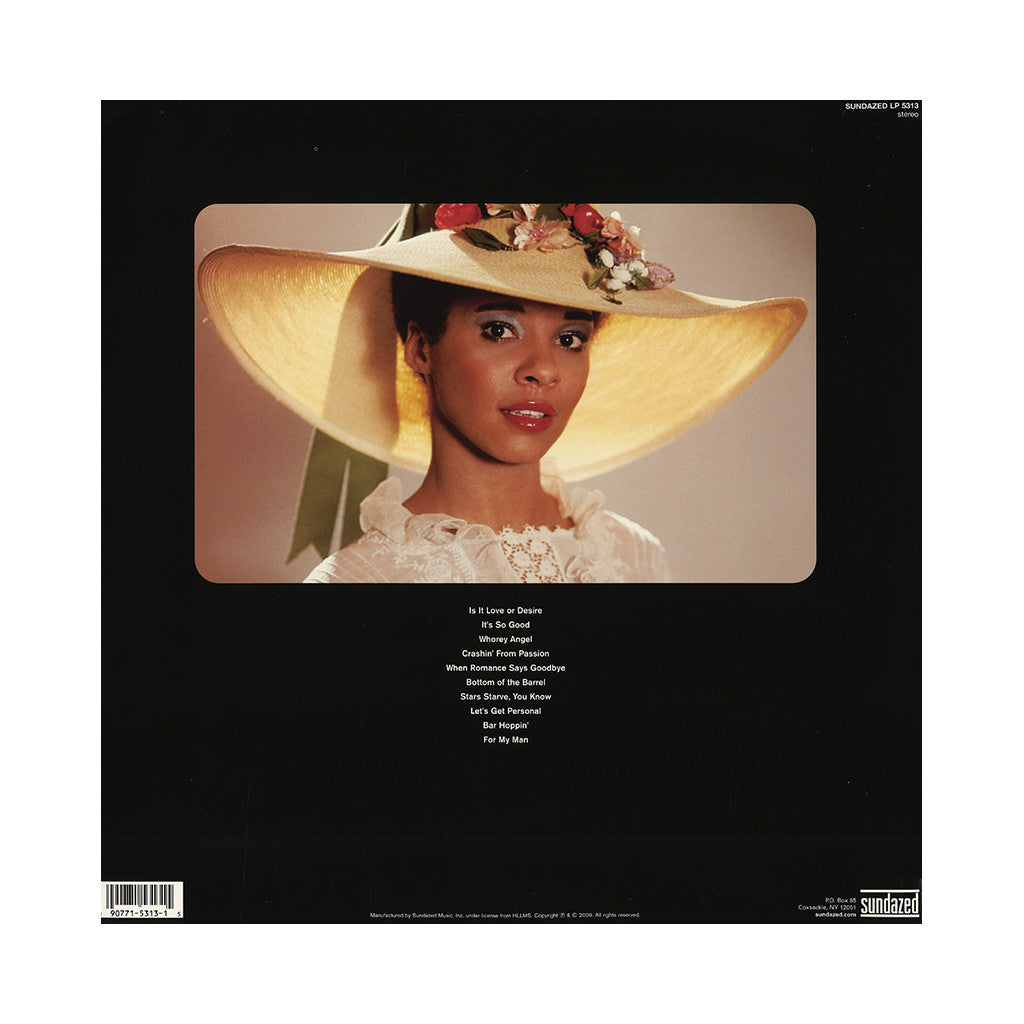 Betty Davis - 'Is It Love Or Desire' [(Black) Vinyl LP]