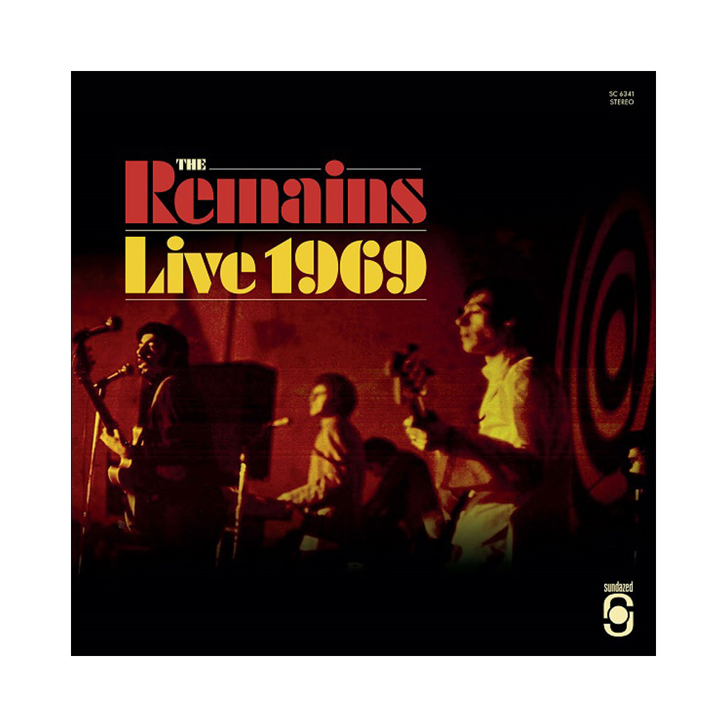 The Remains - 'Live 1969' [CD]