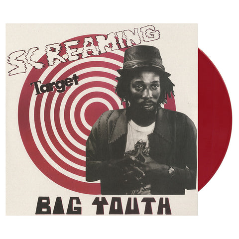 "[""Big Youth - 'Screaming Target' [(Red) Vinyl LP]""]"