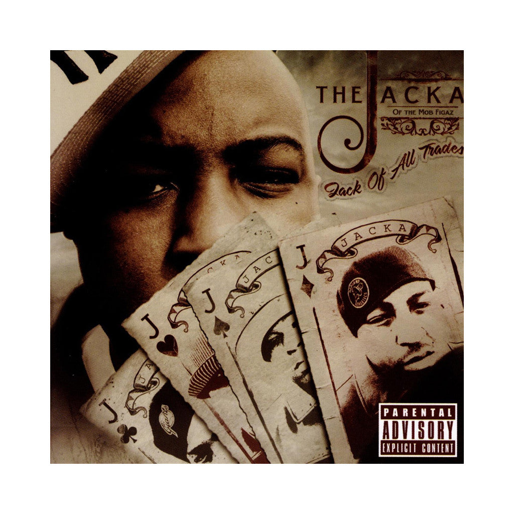 <!--020060418000804-->The Jacka - 'Jack Of All Trades' [CD]