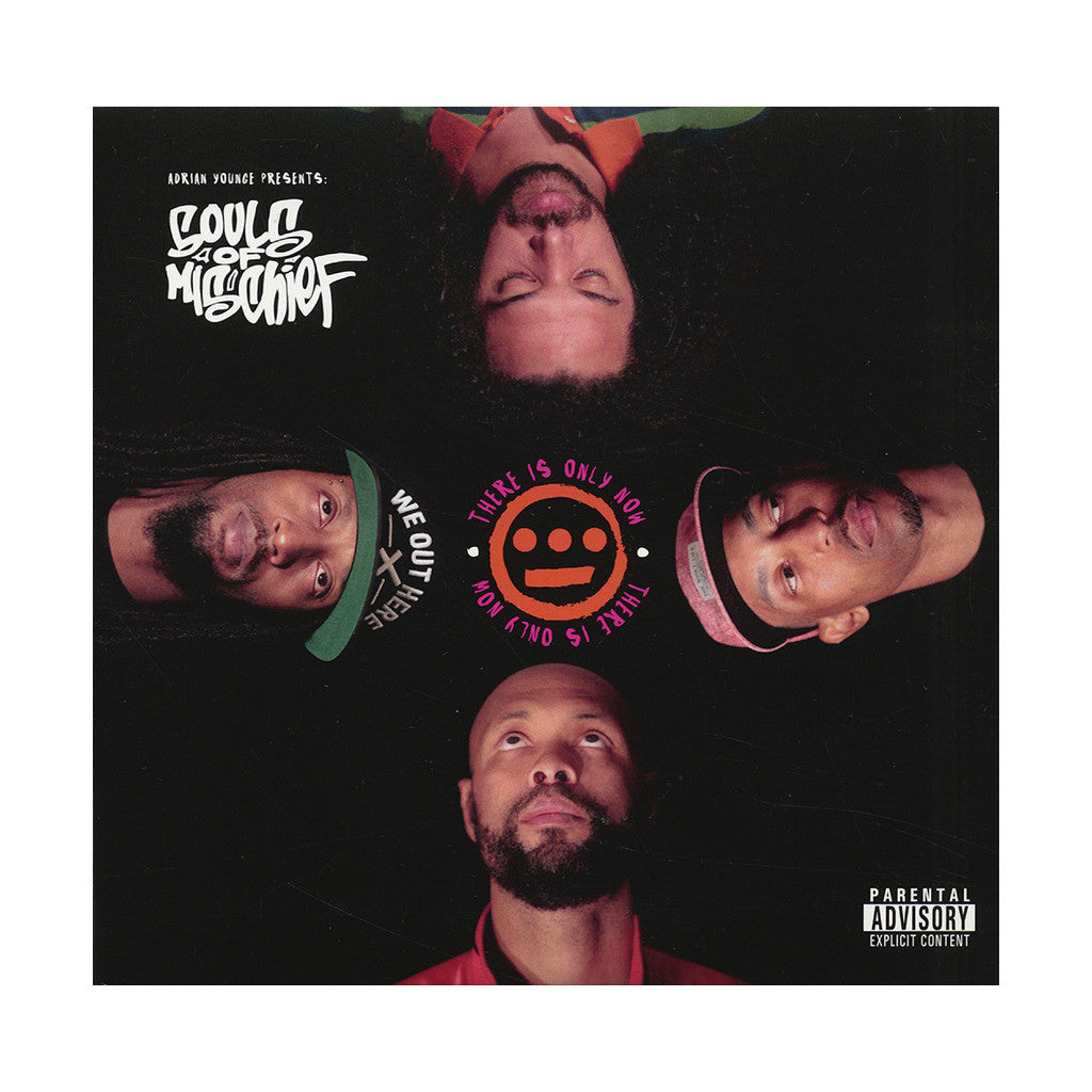 <!--2014081357-->Souls Of Mischief - 'There Is Only Now' [Streaming Audio]