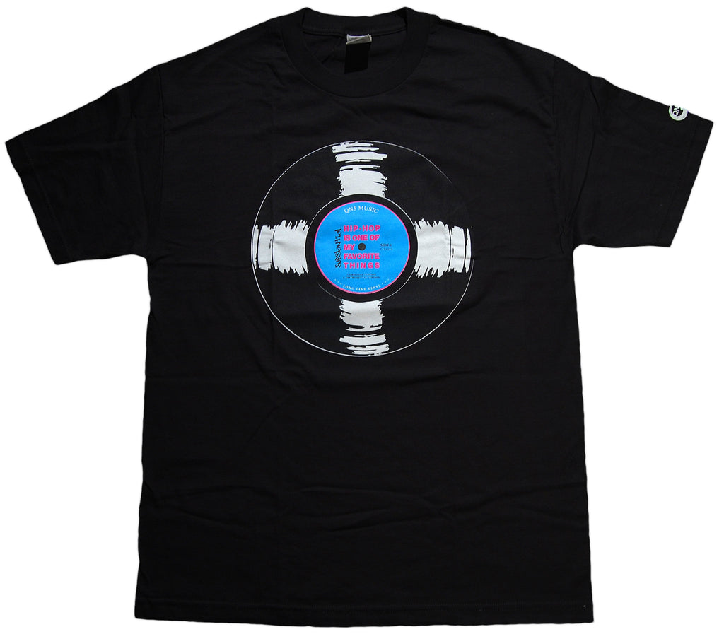 <!--2011021519-->Substantial - 'Record' [(Black) T-Shirt]