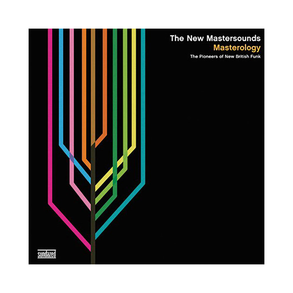 <!--120101221000762-->The New Mastersounds - 'Masterology: The Pioneers Of New British Funk' [(Black) Vinyl [2LP]]