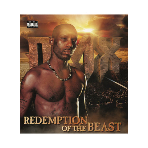 DMX - 'Redemption Of The Beast' [CD [2CD]]