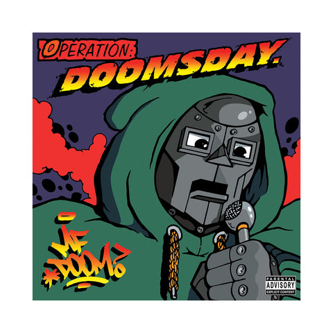 M.F. DOOM - 'Operation: Doomsday' [(Black) Vinyl [2LP]]