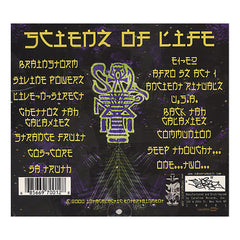 <!--020000502011628-->Scienz Of Life - 'Coming Forth By Day: The Book Of The Dead' [CD]