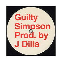 "<!--2009051932-->Guilty Simpson - 'Stress' [(Black) 12"" Vinyl Single]"