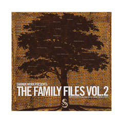 Various Artists (Mixed By: Soul Brotha Tabone) - 'The Family Files Vol. 2' [CD]