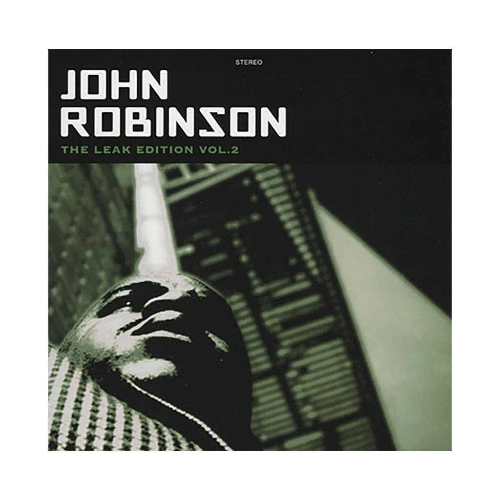<!--020080108002795-->John Robinson - 'The Leak Edition Vol. 2' [(Black) Vinyl [2LP]]