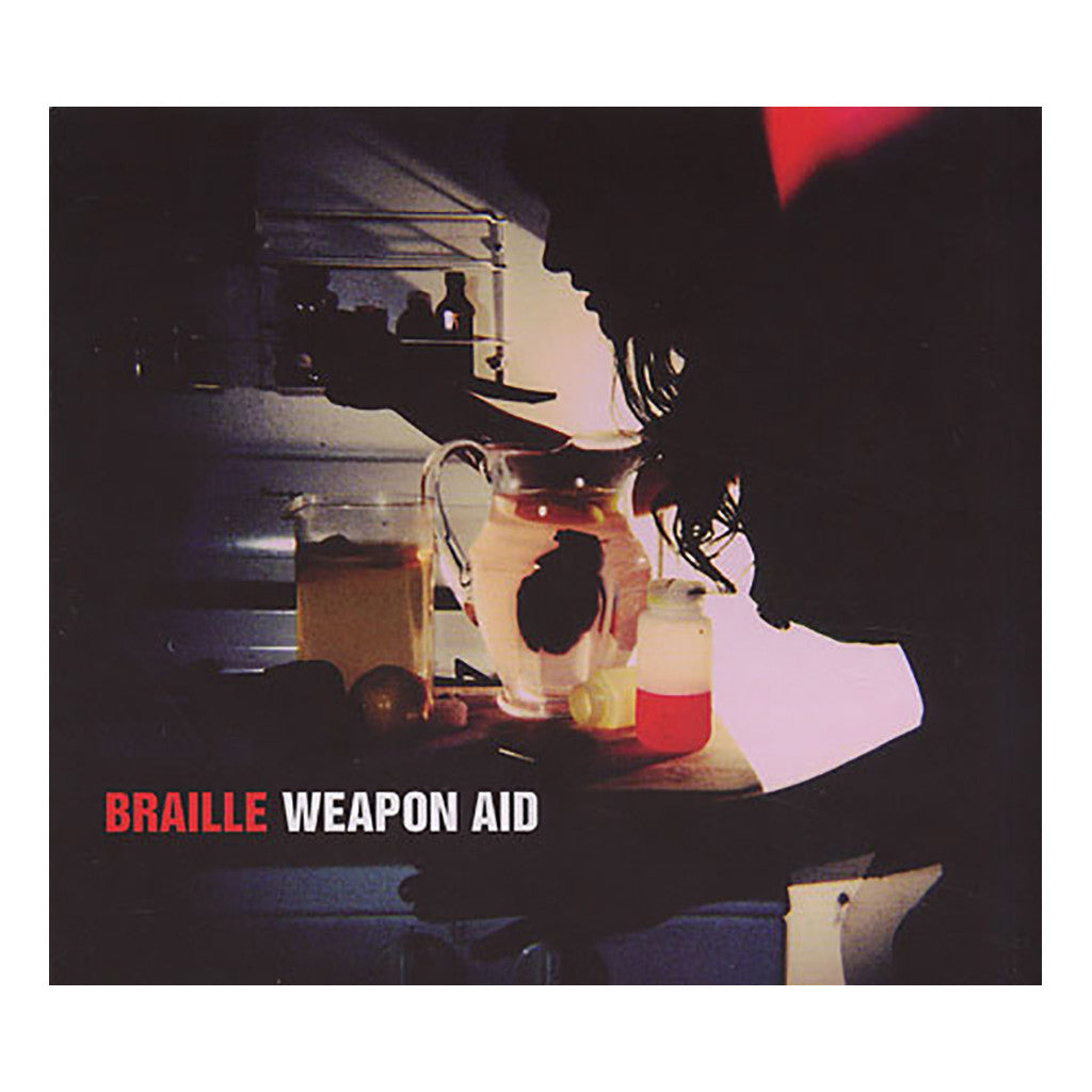 Braille - 'Weapon Aid' [CD]
