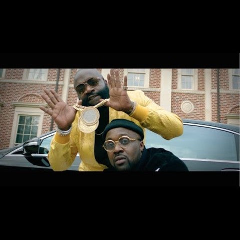 Smoke DZA & Pete Rock - 'Black Superhero Car' [Video]