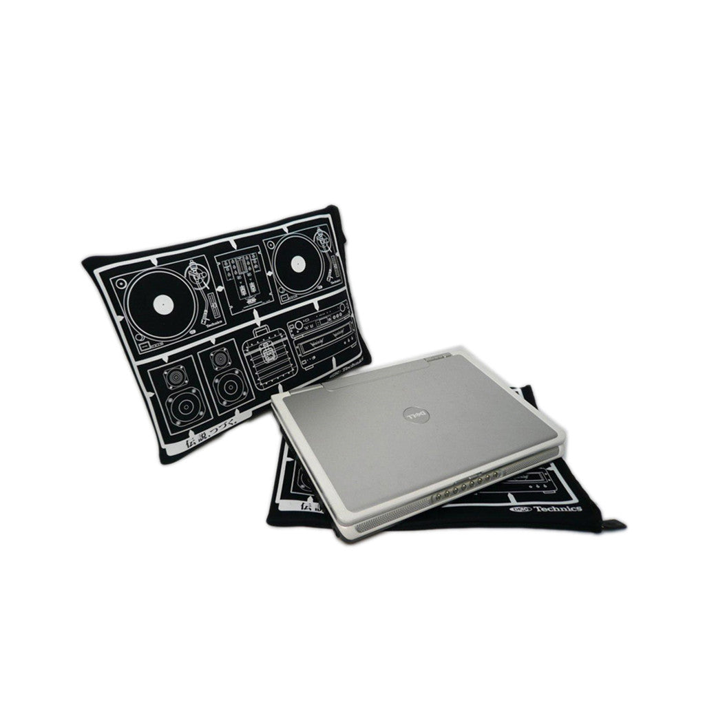 Technics - 'AirMix Laptop/ Notebook Sleeve' [Laptop Sleeve]