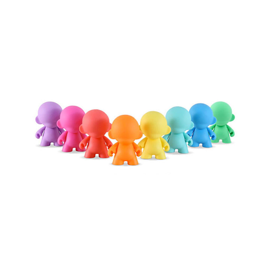 <!--020101012024589-->Mini MUNNY - 'Mini: Multicolor Edition (D.I.Y.)' [Toy [Blank Do-It-Yourself]]