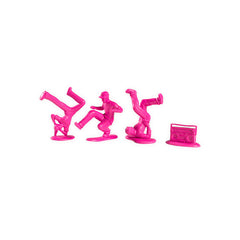 <!--020110913036388-->All City Breakers - 'Mini Series (20 PACK)' [(Pink) Toy]