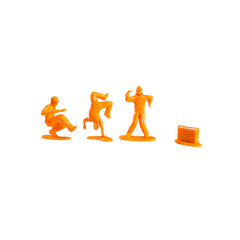 <!--020110913036389-->All City Breakers - 'Mini Series (20 PACK)' [(Orange) Toy]