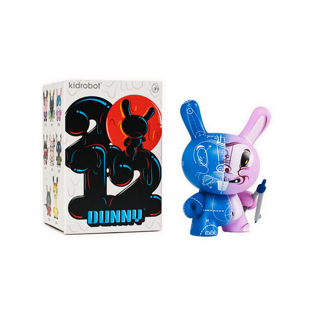 <!--020120619046329-->Dunny - 'Series 2012' [Toy [Blind Assortment]]