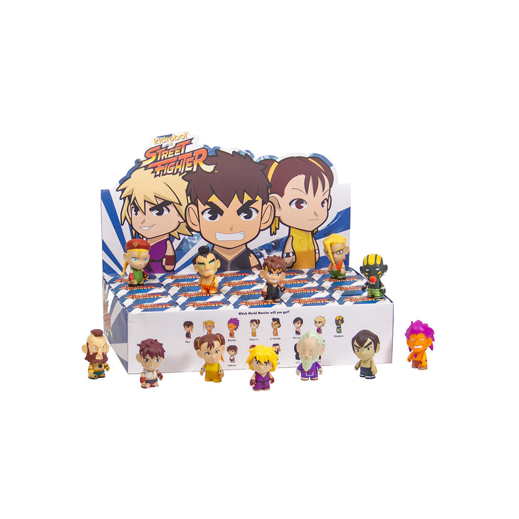 <!--020130903059242-->Street Fighter - 'Mini Series 2' [Toy [Blind Assortment]]