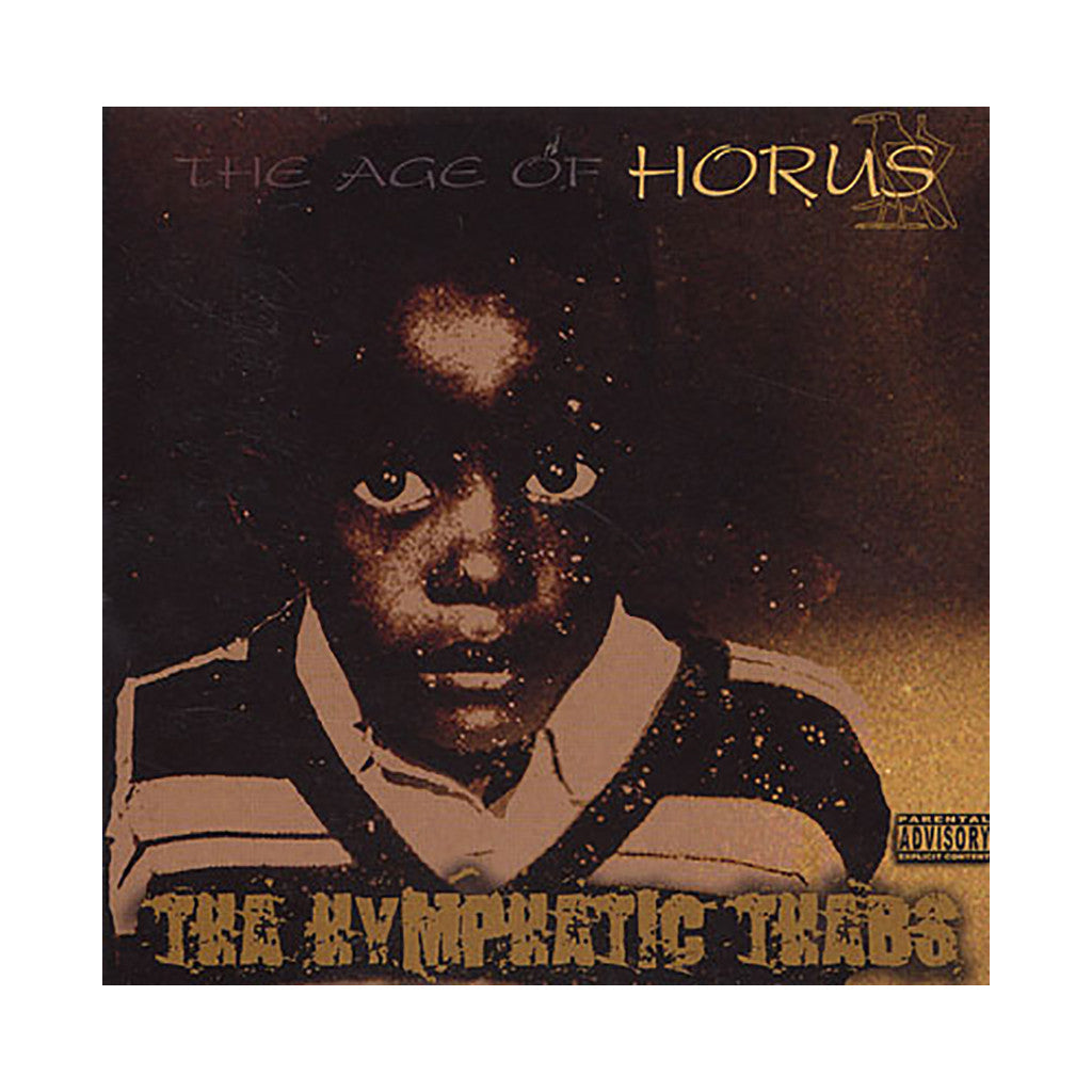 Hymphatic Thabs - 'The Age Of Horus' [CD]