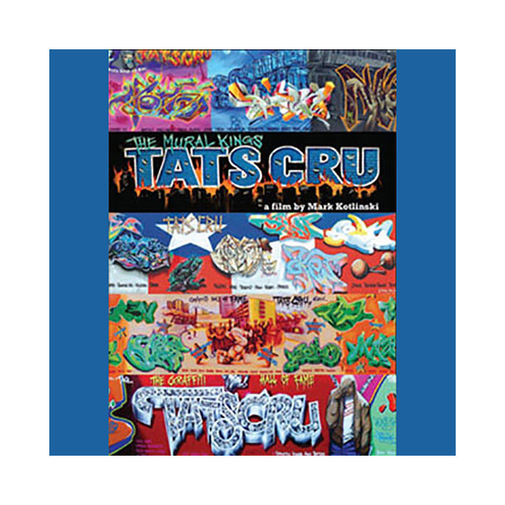 <!--020061107008582-->'TATS Crew: The Mural Kings' [DVD]